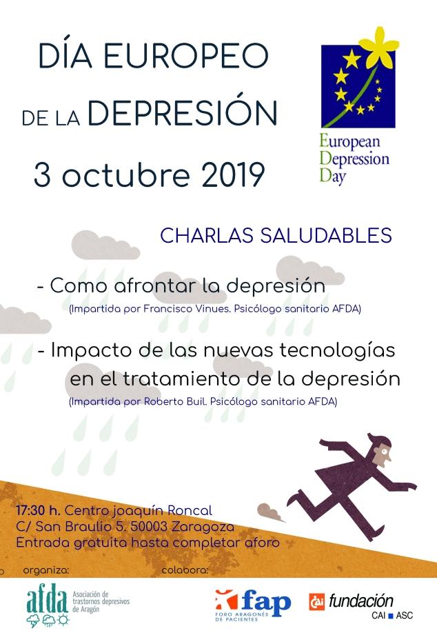 Día Europeo Depresión 2019 AFDA